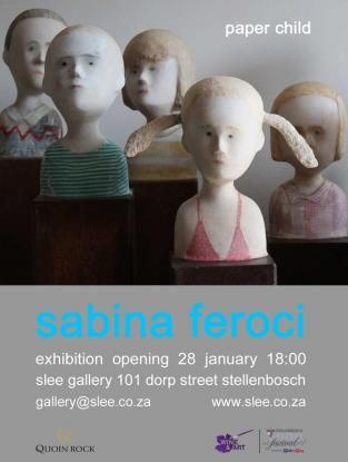Invite Sabina Feroci